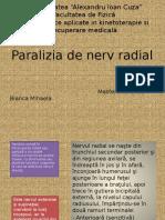 Paralizia de Nerv Radial