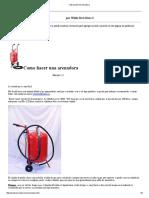 Fabricación Maquina de arenado Para Compresor de Aire