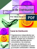 7. Canales de Distribucion