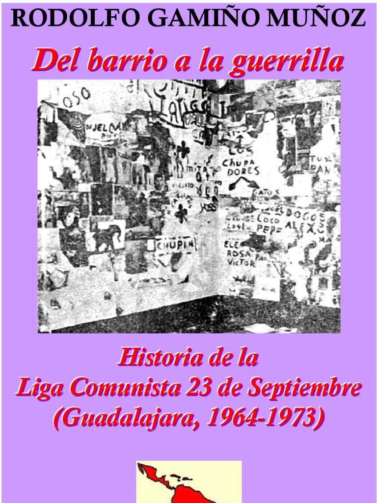 Resultado de imagen para Guerrilla Urbana en México, Comando Armado Lacandones