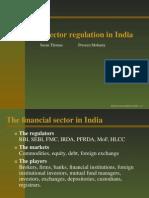 Fin Sec Reg India