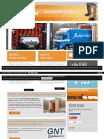 Portique de Lavage poids-lourd, autocar, utilitaires et camion - ID Wash