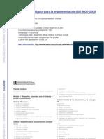 CALIDAD - Consultor - Facilitador para la Implementación ISO 9001-2008
