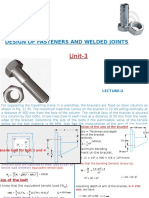 DESIGN OF FASTENERS AND WELDED JOINTS.pptx