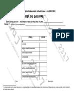 Fisa Evaluare en II 2015 Scris