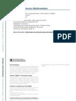 COMUNICACION Y MEDIOS - Servicios y Productos Multimediales
