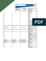 2016 Detail Calendar