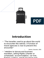 10 Travel Retailing