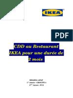 Rapport Des Taches KharsaA_Ikea