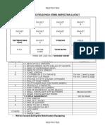 Field Pack List (2).doc