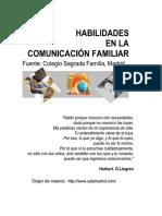 01 Habilidades de Comunicación Entre Padres e Hijos