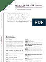 SALUD Y MEDICINA - Experto Universitario en AUTISMO Y TGD (Trastornos Generalizados Del Desarrollo