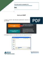Instalar Programa Gimp 2
