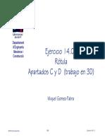 1009 Ejercicio 14_01_Ap C y D