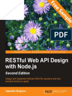 RESTful Web API Design with Node.js - Second Edition - Sample Chapter