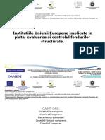 Elemente de drept specifice proiectelor finantate dinfonduri europene - curs1
