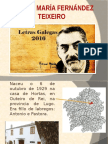 Manuel María Fernández Teixeiro