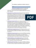 Legislación Educativa Andaluza y Española de Ámbito Estatal en Vigor en Andalucía