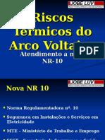 Eletricidade - Nova NR 10