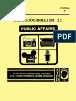AIPD Subcourse DI0252 Edition 9