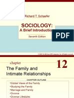 Ch 12- Family & Intimate Relationship