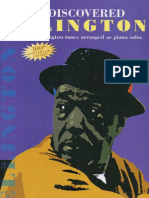 Duke Ellington - Rediscovered Ellington
