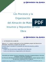 Organizacion Almacen