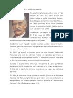 Biografía de Ricardo Palma