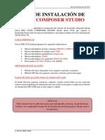 Guía de Instalación de Code Composer Studio