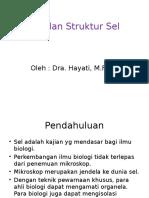 Sel Dan Struktur Sel
