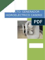 Myslide.es Proyecto Generador Electrico Casero