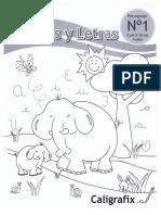 Libro Caligrafix 4 Anos PDF