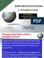 2 Petunjuk Geologi Sn