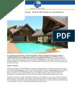 Casas de Luxo em Trancoso – Vida de Alta Classe em um Ambiente Sereno