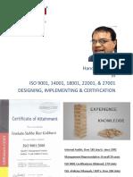Gobburu Venkat _ISO 9K; 14k; 18K; 22K; 27K series _18April2016