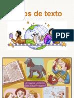 Tipos de Texto 1