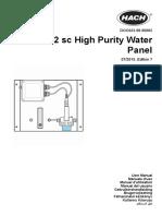 User Manual 8362sc PHmeter