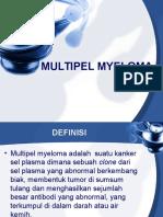 Multipel Myeloma