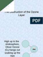 Ozone Layer Explanation