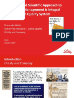 01 PQRI Quality Risk Mgt Quality Systems and Improved Product Quality 3