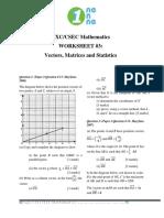 CSEC Math Worksheet 3