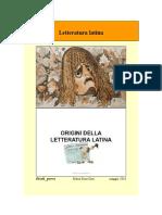 Letteratura Latina_ Origini_ Mo - Instapaper