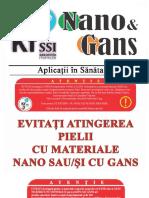 Aplicatii Ale Nano Si Gans Pentru Sanatate - 1