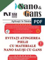Aplicatii Ale Nano Si Gans Pentru Sanatate - 2