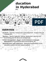 Public Education System in Hyderabad