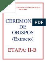 Ceremonial de Obispos
