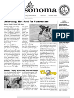 ma Newsletter, 10, Sonoma County Bicycle Coalition