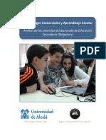 2010 Lacasa Et Al._videojuegos Comerciales y Aprendizaje Escolar