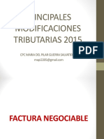 15.11.17 Ultimas Modificaciones Tributarias 2015 Aplicacion Practica