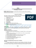 UNIT-4 Industrial Management B Tech VI Sem (Detailed Notes)